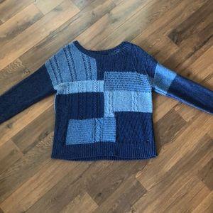 American Eagle Blue Sweater Size L